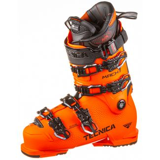 TECNICA MACH1 MV 130 TD Skischuhe Herren ultra orange