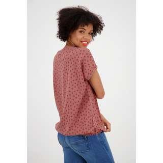ALIFE AND KICKIN SunAK T-Shirt Damen mahagonium