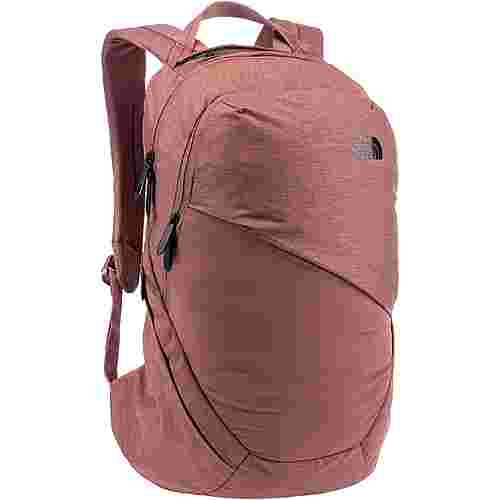 The North Face Rucksack Isabella Daypack Damen MARRONPURPLDARKHTR/TNFBLK
