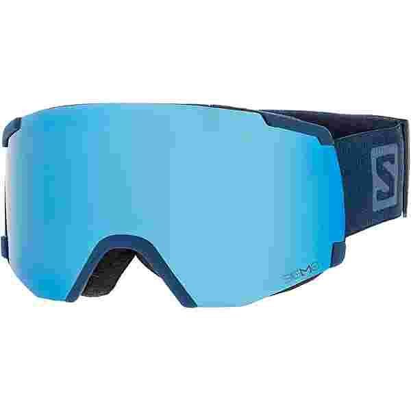 Salomon S/VIEW SIGMA BoldBlue/Uni SkyB Skibrille blue