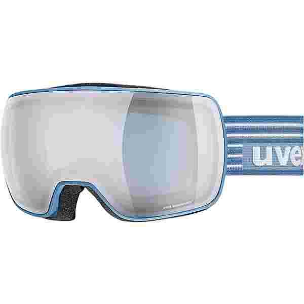 Uvex uvex compact FM Skibrille lagune mat