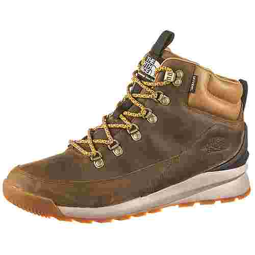 The North Face Back-to-Berkeley Stiefel Herren utility brown-tnf black