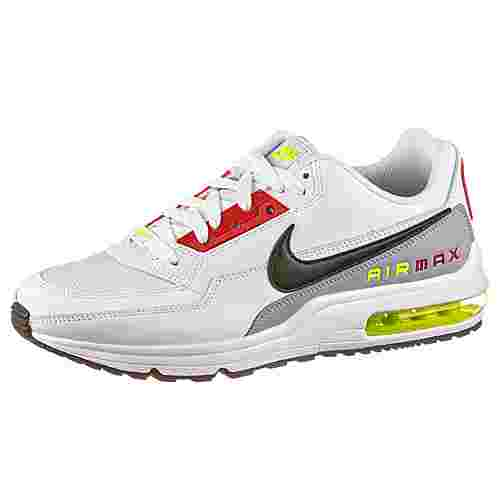 Nike Air Max LTD3 Sneaker Herren white-black-lt smoke grey-volt