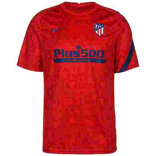 Nike Atletico Madrid Breathe Fanshirt Herren rot / blau