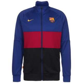 Nike FC Barcelona I96 Anthem Sweatjacke Herren blau / rot