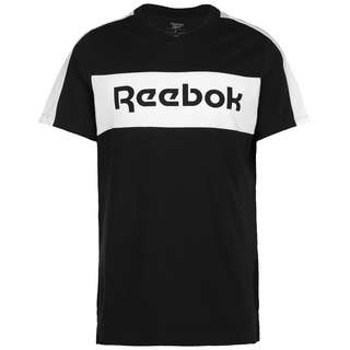 Reebok Training Essentials Linear Logo Graphic T-Shirt Herren schwarz