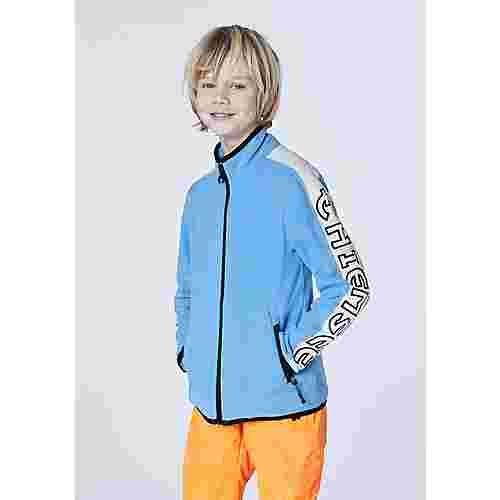 Chiemsee Fleecejacke Sweatjacke Kinder Azure Blue
