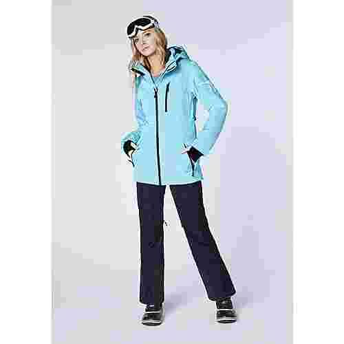 Chiemsee Skijacke Skijacke Damen Blue Topaz
