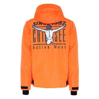 Chiemsee Skijacke Skijacke Herren Shock Orange
