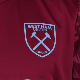 UMBRO West Ham United Fanshirt Herren schwarz / dunkelgrau