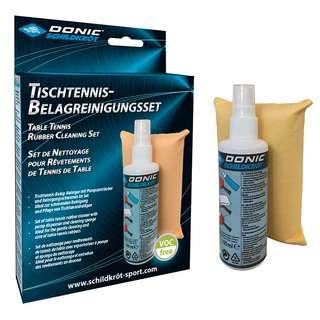 Donic-Schildkröt BELAGREINIGUNGSSET Tischtennis Set
