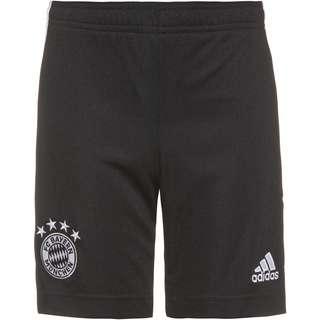 adidas FC Bayern 20-21 3rd Fußballshorts Kinder black