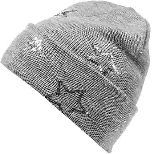 ICEPEAK Hialeah Beanie Kinder light grey