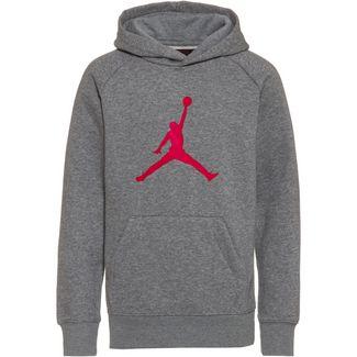 Nike Hoodie Kinder carbon heather