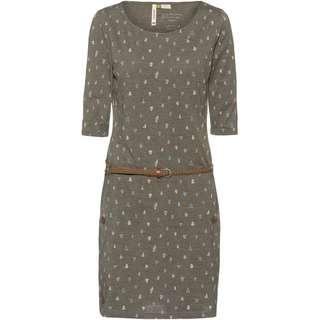 Ragwear Tanya Organic Jerseykleid Damen olive
