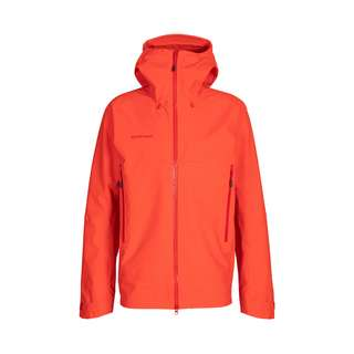 Mammut Crater Pro HS Hooded Jacket Men Hardshelljacke Herren spicy