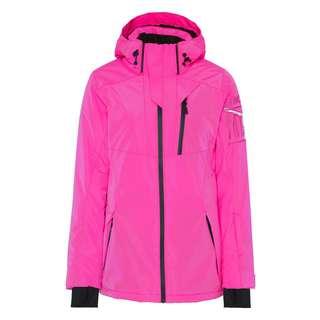 Chiemsee Skijacke Skijacke Damen Pink Glo