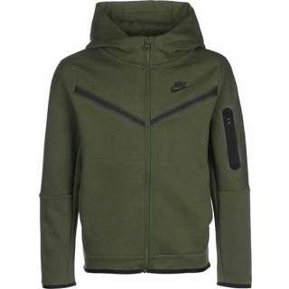 Nike Sportswear Tech Fleece Sweatjacke Kinder oliv