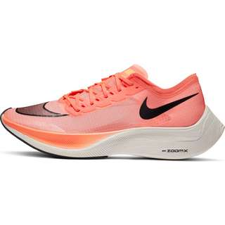 Nike ZoomX Vaporfly Next % Laufschuhe Herren bright mango-blackened blue-citron pulse