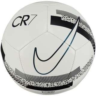 Nike CR7 Miniball white-black-iridescent