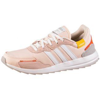 adidas Retrorun Sneaker Damen pink tint-ftwr white-semi solar red