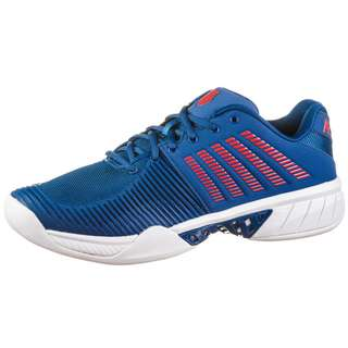 K-Swiss Express Light Carpet Tennisschuhe Herren dark blue-white-bittersweet