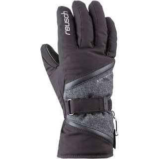Reusch GORE-TEX® Alexa Skihandschuhe black-black melange-silver