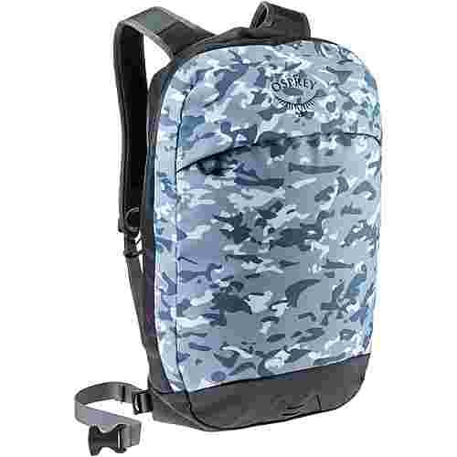 Osprey Rucksack Transporter Panel Loader Daypack Camo Slate Grey