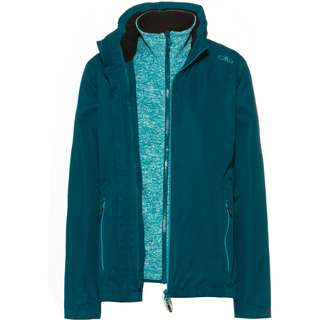 CMP 3in1 Doppeljacke Damen deep lake