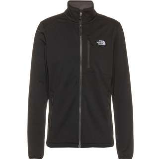 The North Face Fleecejacke Herren tnf black/tnf white