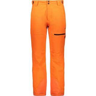CMP Skihose Herren orange fluo