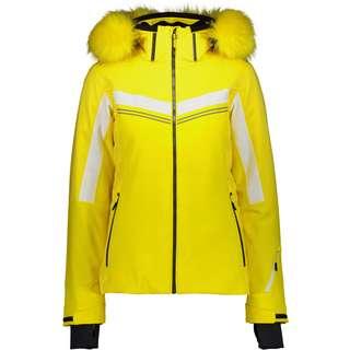 CMP Skijacke Damen yellow