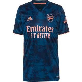 adidas Arsenal London 20-21 3rd Trikot Herren legend marine
