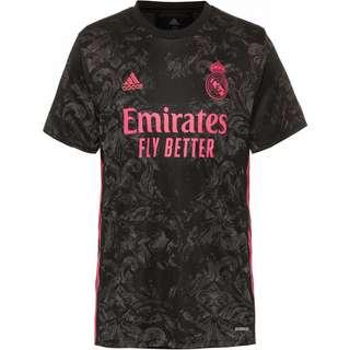 adidas Real Madrid 20-21 3rd Trikot Herren black