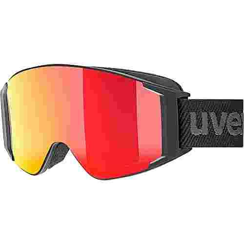 Uvex uvex g.gl 3000 TOP Skibrille black mat