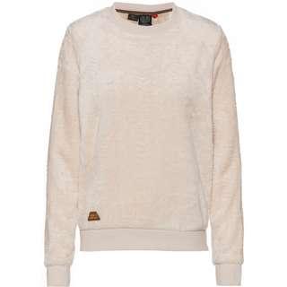 Ragwear Maysha Sweatshirt Damen beige