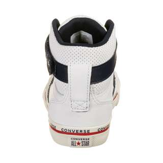CONVERSE Pro Blaze Strap Sneaker Kinder weiß / dunkelblau
