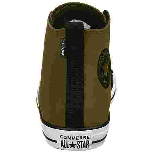 CONVERSE Chuck Taylor All Star Hi Sneaker Herren dunkelgrün / khaki