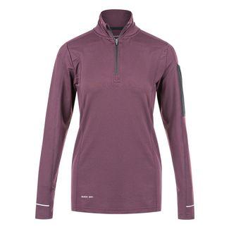 Endurance Deta Langarmshirt Damen 4150 Purple Grape
