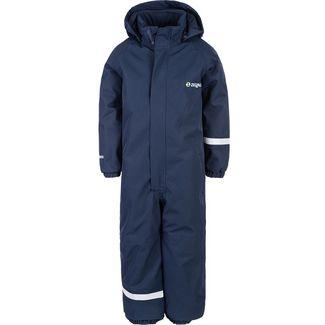 ZigZag Vally Coverall W-PRO 10000 Regenanzug Kinder 2048 Navy Blazer
