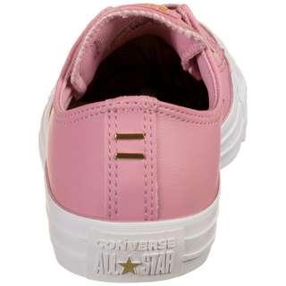 CONVERSE Chuck Taylor All Star OX Sneaker Damen rosa / gold