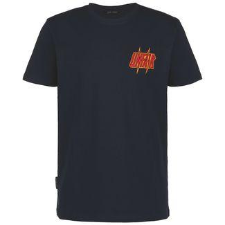 Unfair Athletics Lightning T-Shirt Herren dunkelblau