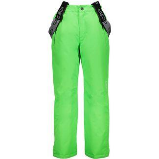 CMP SALOPETTE Skihose Kinder verde fluo