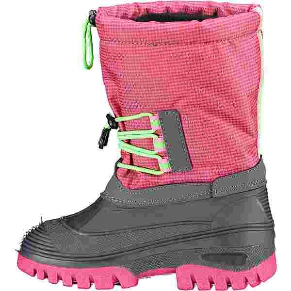 CMP Ahto WP Stiefel Kinder pink fluo
