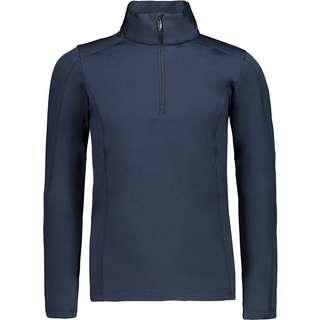 CMP Layerlangarmshirt Kinder black blue