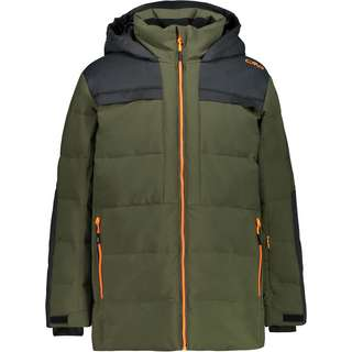 CMP Skijacke Kinder oil green