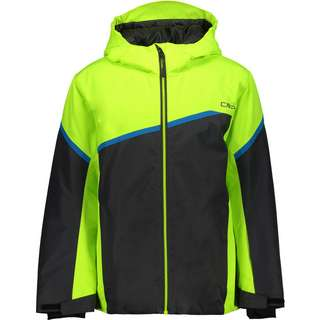 CMP Skijacke Kinder yellow fluo