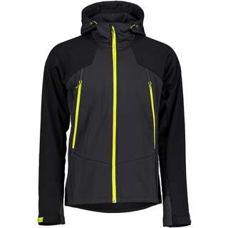ICEPEAK DANBRIDGE Softshelljacke Herren anthracite
