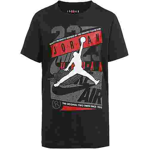 Nike Mars 1 T-Shirt Kinder black-grey
