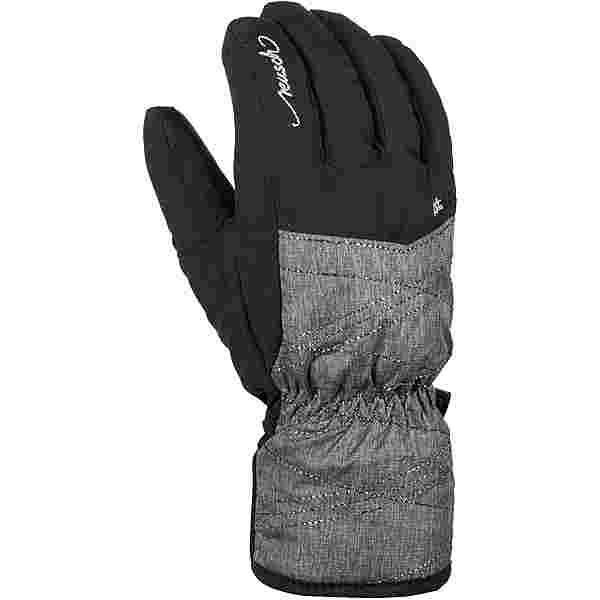 Reusch Aimée R-Tex™ XT Skihandschuhe Kinder black-grey melange-silver